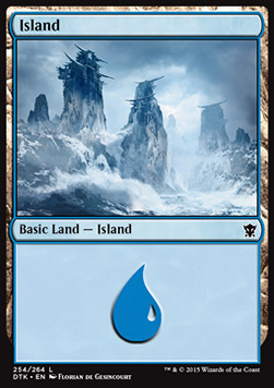Island, Dragons of Tarkir