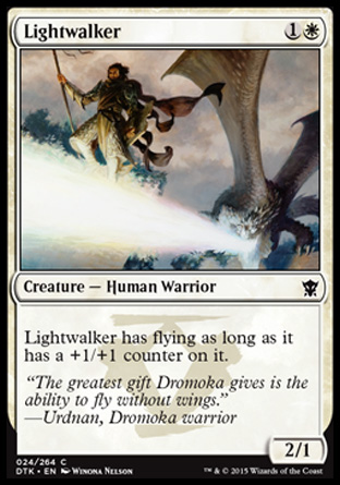Lightwalker, Dragons of Tarkir