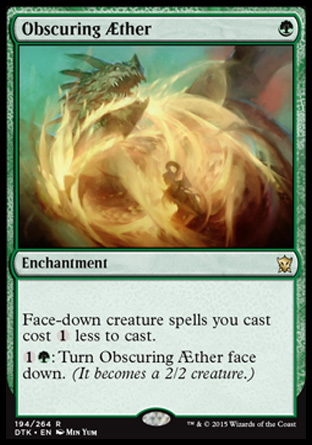 Obscuring Æther, Dragons of Tarkir