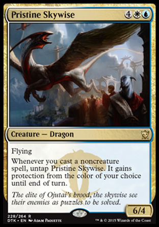 Pristine Skywise, Dragons of Tarkir