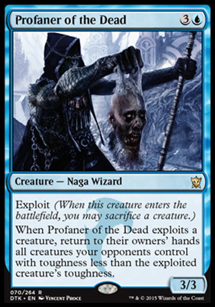 Profaner of the Dead, Dragons of Tarkir