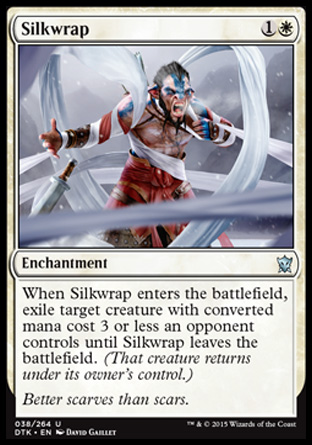 Silkwrap, Dragons of Tarkir