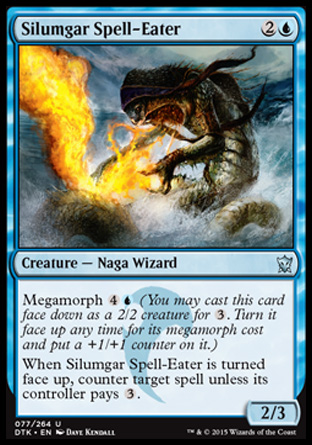 Silumgar Spell-Eater, Dragons of Tarkir