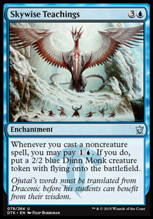 Skywise Teachings, Dragons of Tarkir