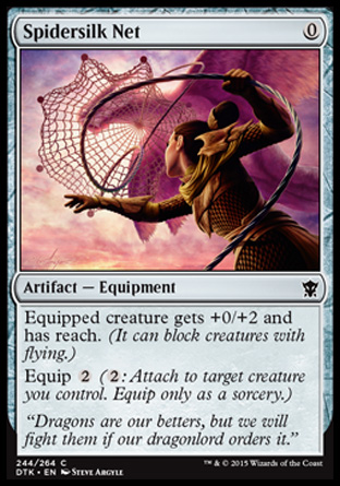 Spidersilk Net, Dragons of Tarkir