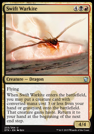 Swift Warkite, Dragons of Tarkir