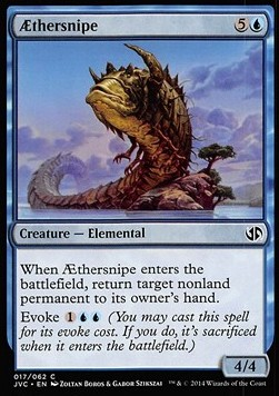 Æthersnipe, Duel Decks Anthology