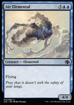 Air Elemental, Duel Decks Anthology
