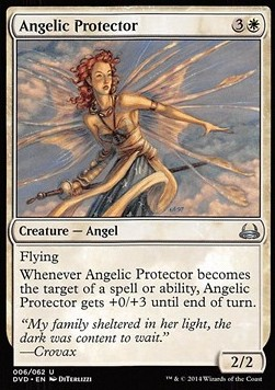 Angelic Protector, Duel Decks Anthology