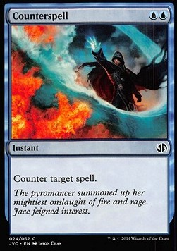 Counterspell, Duel Decks Anthology