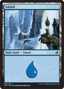 Island, Duel Decks Anthology