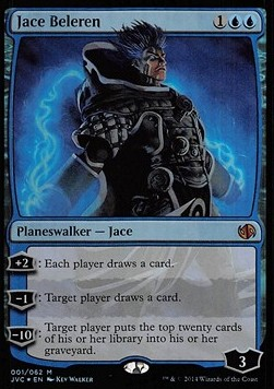 Jace Beleren, Duel Decks Anthology