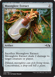 Moonglove Extract, Duel Decks Anthology