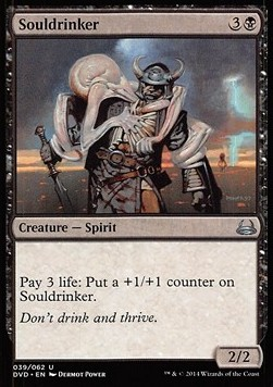 Souldrinker, Duel Decks Anthology