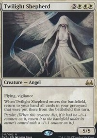 Twilight Shepherd, Duel Decks Anthology
