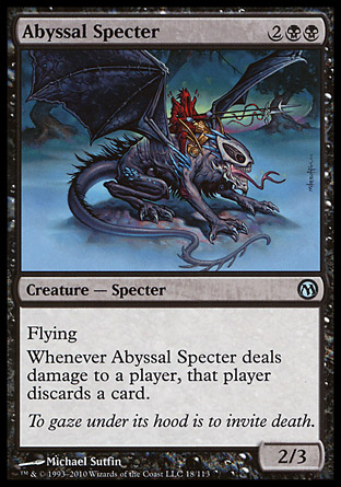 Abyssal Specter, Duels of the Planeswalkers
