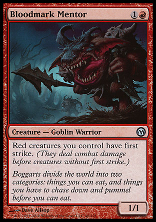 Bloodmark Mentor, Duels of the Planeswalkers
