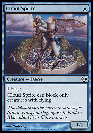 Cloud Sprite, Duels of the Planeswalkers