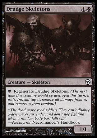 Drudge Skeletons, Duels of the Planeswalkers