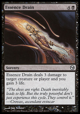 Essence Drain, Duels of the Planeswalkers