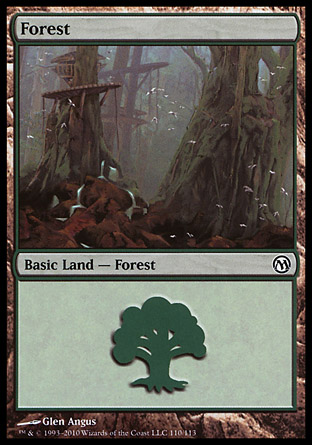 Forest, Duels of the Planeswalkers