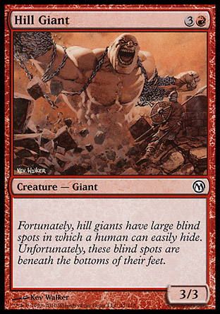Hill Giant, Duels of the Planeswalkers