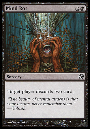 Mind Rot, Duels of the Planeswalkers