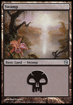 Swamp, Duels of the Planeswalkers