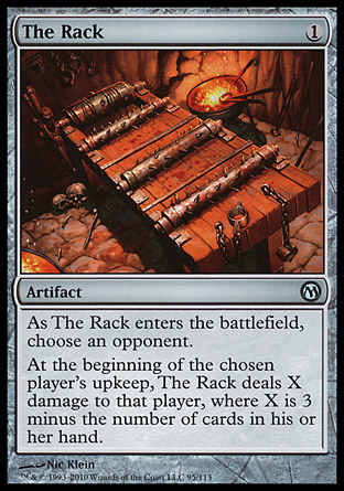 The Rack, Duels of the Planeswalkers