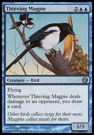 Thieving Magpie, Duels of the Planeswalkers