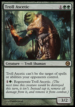 Troll Ascetic, Duels of the Planeswalkers