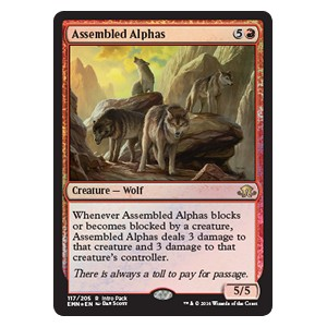 Assembled Alphas, Eldritch Moon Promos