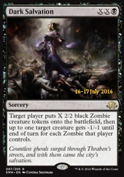 Dark Salvation, Eldritch Moon Promos