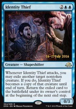 Identity Thief, Eldritch Moon Promos