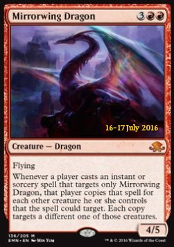 Mirrorwing Dragon, Eldritch Moon Promos