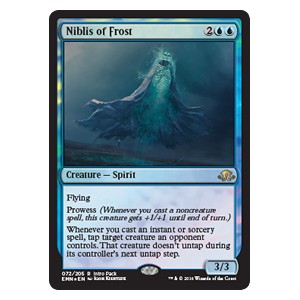Niblis of Frost, Eldritch Moon Promos