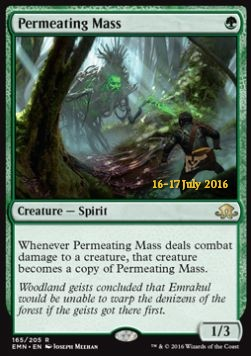 Permeating Mass, Eldritch Moon Promos