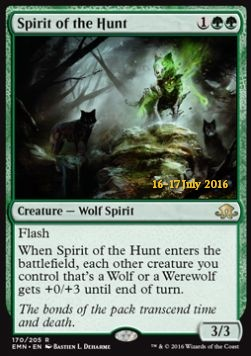 Spirit of the Hunt, Eldritch Moon Promos