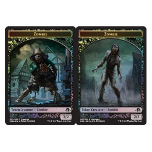 Zombie Token, Eldritch Moon Promos
