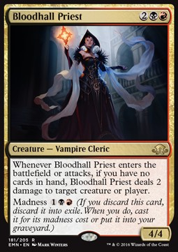 Bloodhall Priest, Eldritch Moon