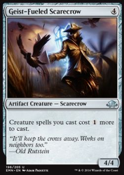 Geist-Fueled Scarecrow, Eldritch Moon