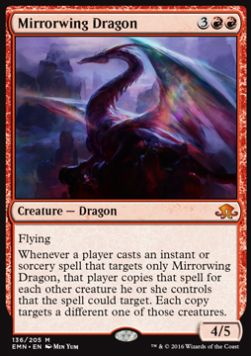 Mirrorwing Dragon, Eldritch Moon