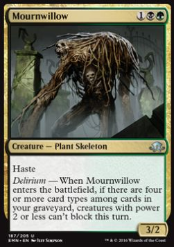 Mournwillow, Eldritch Moon