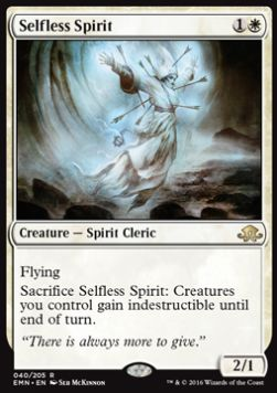 Selfless Spirit, Eldritch Moon