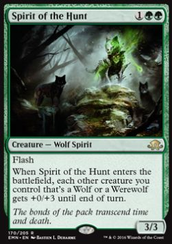 Spirit of the Hunt, Eldritch Moon