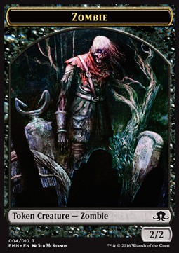 Zombie Token, Eldritch Moon