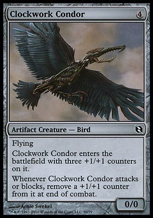Clockwork Condor, Elspeth vs Tezzeret