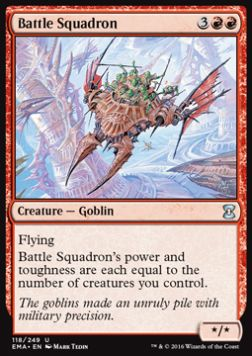 Battle Squadron, Eternal Masters