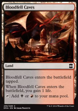 Bloodfell Caves, Eternal Masters