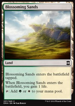 Blossoming Sands, Eternal Masters